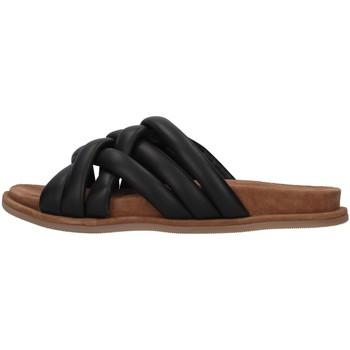 Pantofi Femei Papuci de vară Inuovo 777006 BLACK