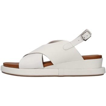 Pantofi Femei Sandale  Inuovo 782009 WHITE