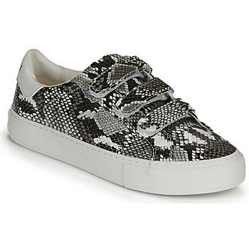 Pantofi Femei Pantofi sport Casual No Name ARCADE STRAPS Alb