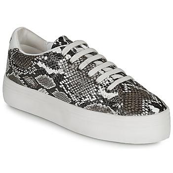 Pantofi Femei Pantofi sport Casual No Name PLATO M Alb