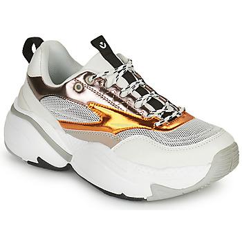 Pantofi Femei Pantofi sport Casual Victoria  Alb / Gri