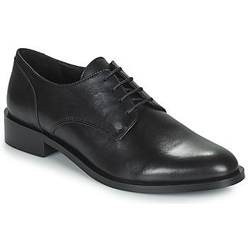 Pantofi Femei Pantofi Derby Minelli FRANCIA Negru