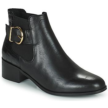 Pantofi Femei Botine Minelli ALINNA Negru