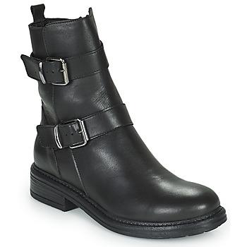 Pantofi Femei Ghete Minelli PAULINA Negru
