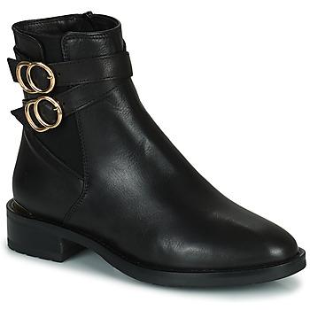 Pantofi Femei Ghete Minelli LISA Negru