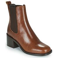 Pantofi Femei Botine Minelli FREYLA Maro