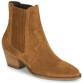 Pantofi Femei Botine Minelli VELIA Maro