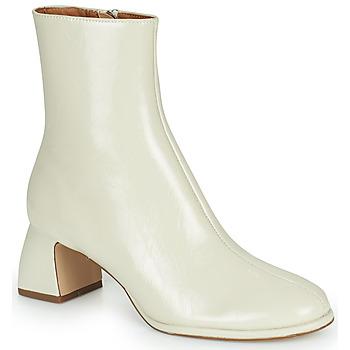 Pantofi Femei Botine Minelli CREMIA Bej