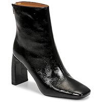 Pantofi Femei Botine Minelli CREMIA Negru