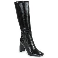 Pantofi Femei Cizme casual Minelli PALOMA Negru