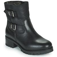Pantofi Femei Botine Minelli LEILA Negru
