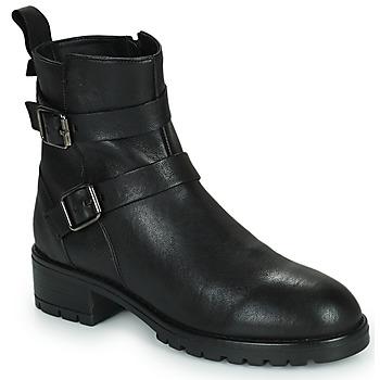 Pantofi Femei Ghete Minelli LISTERIA Negru