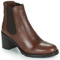 Pantofi Femei Botine Minelli PETRINA Maro