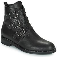 Pantofi Femei Ghete Minelli FRANILLA Negru