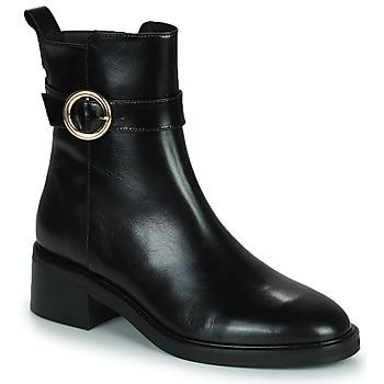 Pantofi Femei Botine Minelli KAMELIA Negru