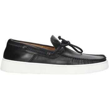 Pantofi Bărbați Mocasini Made In Italia 503PELLE Blue
