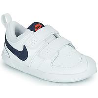 Pantofi Copii Pantofi sport Casual Nike NIKE PICO 5 (TDV) Alb / Albastru