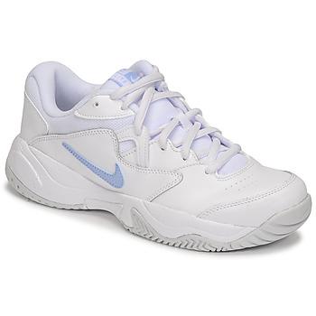 Pantofi Femei Pantofi sport Casual Nike WMNS NIKE COURT LITE 2 Alb / Argintiu