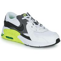 Pantofi Copii Pantofi sport Casual Nike NIKE AIR MAX EXCEE (PS) Alb / Negru