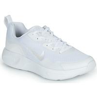 Pantofi Femei Multisport Nike WMNS NIKE WEARALLDAY Alb