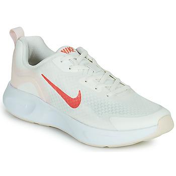 Pantofi Femei Multisport Nike WMNS NIKE WEARALLDAY Bej / Roz
