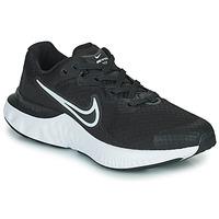 Pantofi Copii Trail și running Nike NIKE RENEW RUN 2 (GS) Negru / Alb