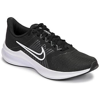 Pantofi Femei Trail și running Nike WMNS NIKE DOWNSHIFTER 11 Negru / Alb