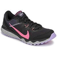 Pantofi Femei Trail și running Nike WMNS NIKE JUNIPER TRAIL Negru / Roz