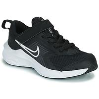 Pantofi Copii Trail și running Nike NIKE DOWNSHIFTER 11 (PSV) Negru / Alb