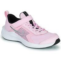 Pantofi Copii Trail și running Nike NIKE DOWNSHIFTER 11 (PSV) Roz / Gri