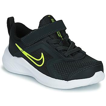 Pantofi Copii Trail și running Nike NIKE DOWNSHIFTER 11 (TDV) Gri