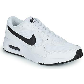 Pantofi Copii Pantofi sport Casual Nike NIKE AIR MAX SC (GS) Alb / Negru