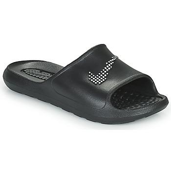 Pantofi Femei Șlapi Nike W NIKE VICTORI ONE SHWER SLIDE Negru / Alb