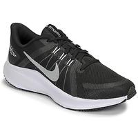 Pantofi Femei Trail și running Nike WMNS NIKE QUEST 4 Negru / Alb