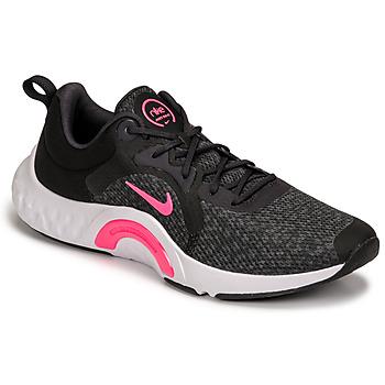 Pantofi Femei Multisport Nike W NIKE RENEW IN-SEASON TR 11 Negru / Roz