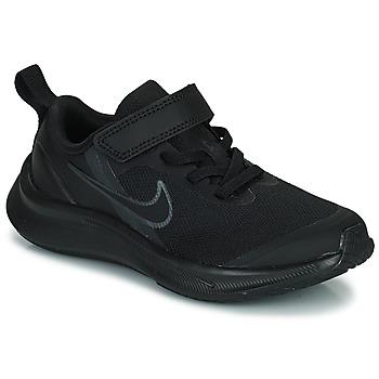 Pantofi Copii Trail și running Nike NIKE STAR RUNNER 3 (PSV) Negru
