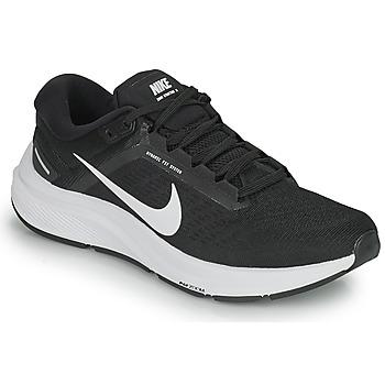 Pantofi Bărbați Trail și running Nike NIKE AIR ZOOM STRUCTURE 24 Negru / Alb