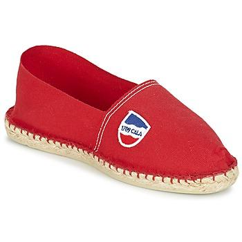 Pantofi Bărbați Espadrile 1789 Cala CLASSIQUE Roșu
