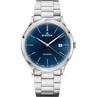 Ceasuri & Bijuterii Bărbați Ceasuri Analogice Edox 80106-3M-BUIN, Automatic, 42mm, 5ATM Argintiu