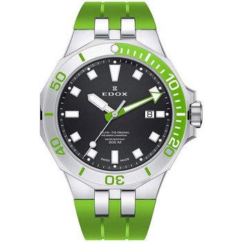 Ceasuri & Bijuterii Bărbați Ceasuri Analogice Edox 53015-3VCA-NIN, Quartz, 43mm, 30ATM Argintiu
