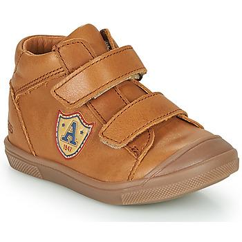 Pantofi Băieți Pantofi sport stil gheata GBB LAUREL Maro