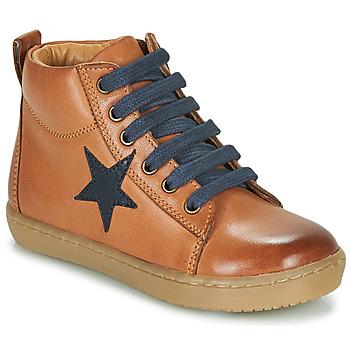 Pantofi Băieți Pantofi sport stil gheata GBB KANY Maro