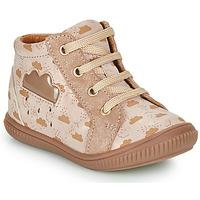 Pantofi Fete Pantofi sport stil gheata GBB MASHA Bej