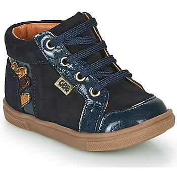 Pantofi Fete Pantofi sport stil gheata GBB TERRA albastru