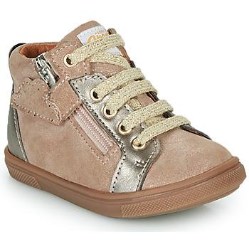Pantofi Fete Pantofi sport stil gheata GBB VALA Bej