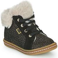 Pantofi Fete Pantofi sport stil gheata GBB JUNA Negru