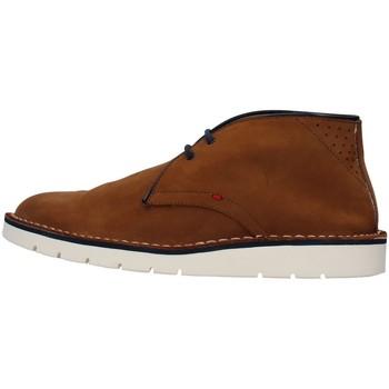Pantofi Bărbați Ghete Re Blu' BK112 BROWN
