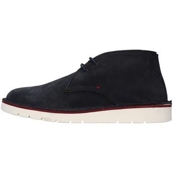 Pantofi Bărbați Ghete Re Blu' BK112 BLUE
