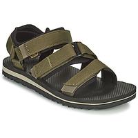Pantofi Bărbați Sandale  Teva M Cross Strap Trail DARK OLIVE Kaki