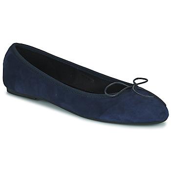 Pantofi Femei Balerin și Balerini cu curea JB Martin ROMY Albastru